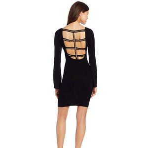 NWT Cage Back Knit Dress